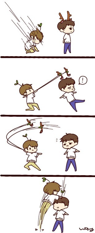 mymusicradar:  2MIN Sprout Fanart  130517 Credit as tagged/Source