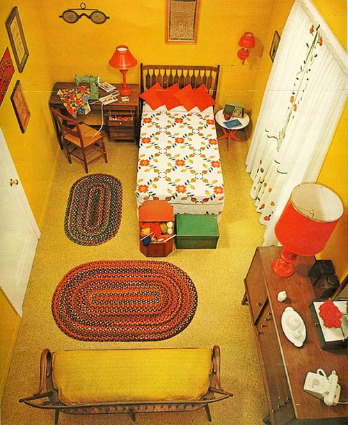 yellow room seventeen magazine 1962