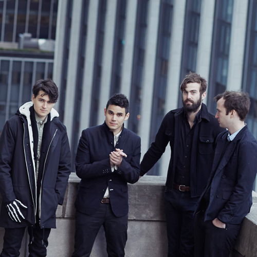 Vampire Weekend. Photo by Alex John Beck.