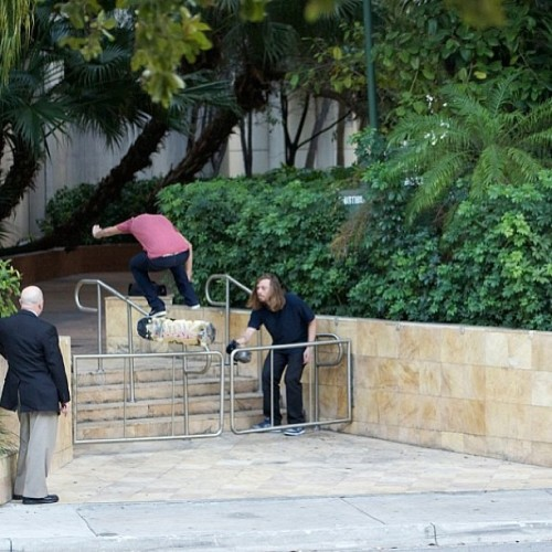 @_dannyfuenzalida sw bs flip. Photo @rubbleman #GX1000