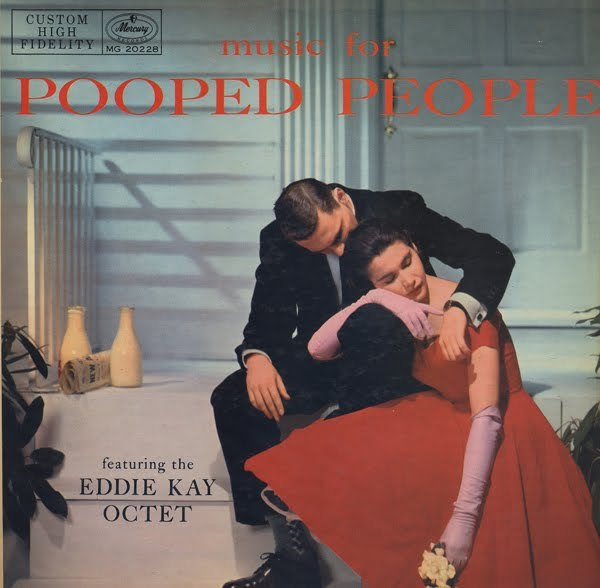 Album cover of the week. Pooped has never looked so pretty.