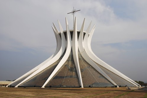 Cathedral Of Brasilia Brazil on Flickr.