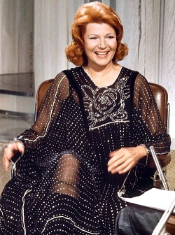 Rita Hayworth on the Russell Harty Show, 1976