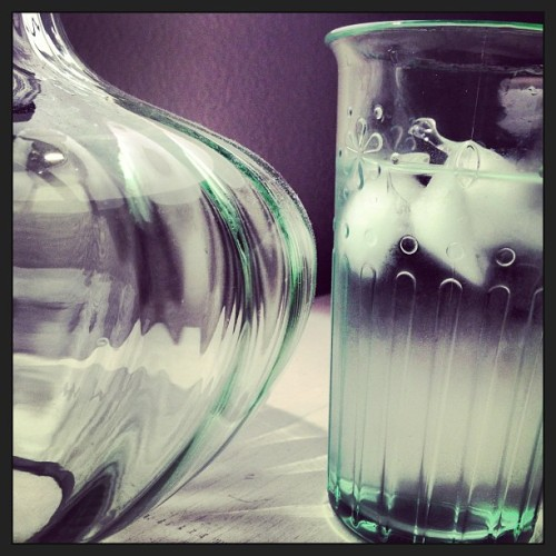 Matching. ペアルック。#glass #lamp #green