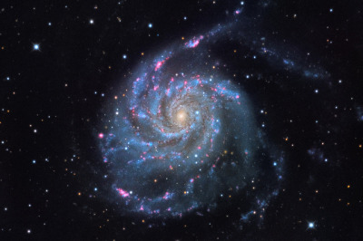 spacettf:  home grown m101 by pfile on Flickr.