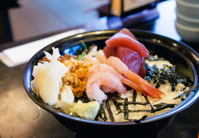 ileftmyheartintokyo:  chirashi. by jonlee. on Flickr.