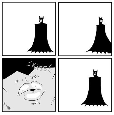 Remember. Batman will always love you.