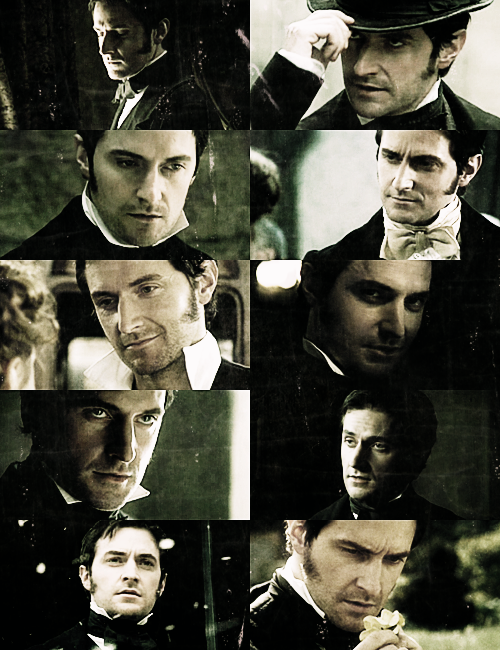 Richard Armitage as → John Thornton (North & South)