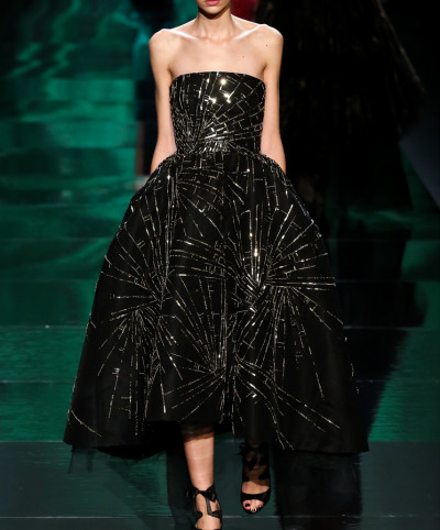 phe-nomenal:  Monique Lhuillier Fall 2013 rtw