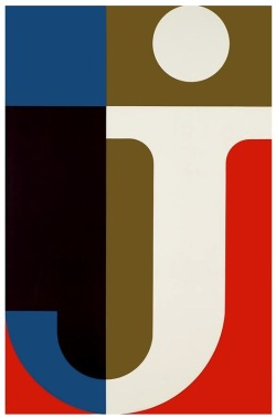 agi-open-london:  Otto Treumann — Steendrukkerij de Jong & Co. poster (1955)