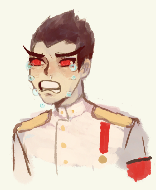 crying ishimaru is my life blood