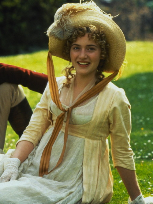 the-garden-of-delights:  Kate Winslet as Marianne Dashwood in Sense and Sensibility (1995).