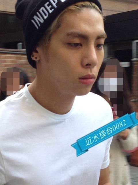 littleshinee:  130520 Close up of Jonghyun today at SM building!
