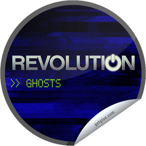 I just unlocked the Revolution: Ghosts sticker on GetGlue                      5675 others have also unlocked the Revolution: Ghosts sticker on GetGlue.com                  Will Charlie and the gang recover from their devastating loss? Thanks for tuning in to Revolution tonight! Keep watching on Mondays at 10/9c on NBC! Share this one proudly. It's from our friends at NBC.