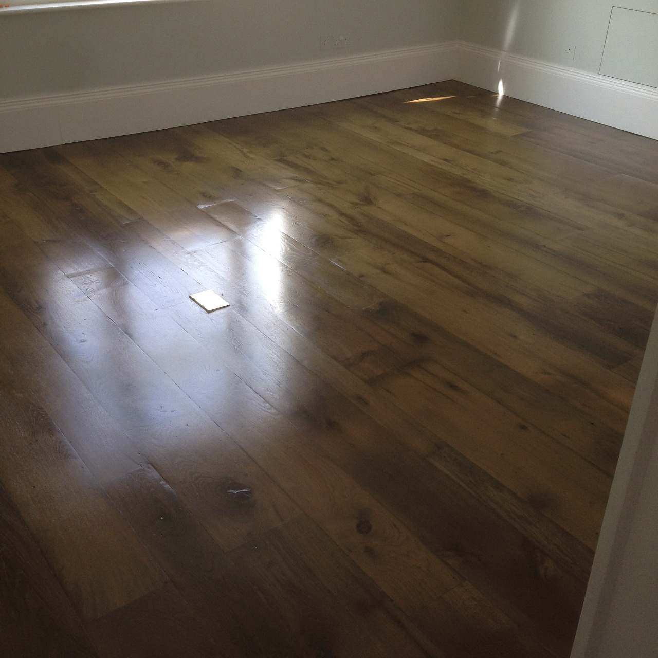 he British Wood Flooring ompany - ^