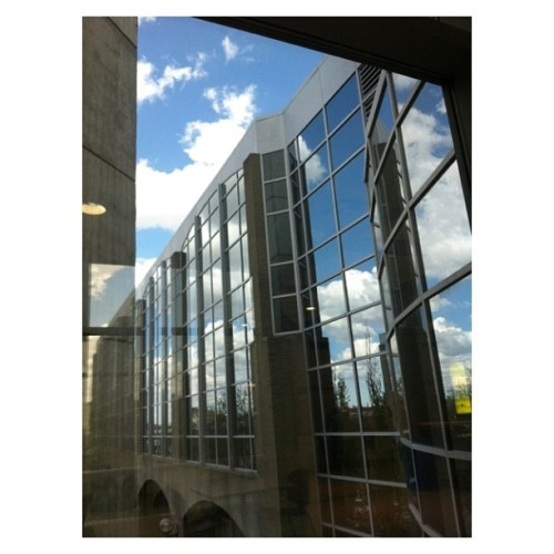 17: [season] #summer #fmsphotoaday #reflection #clouds #sky #sunny #gmac #igers #potd #instadaily #instagood #iphonesia