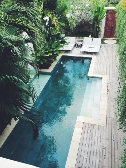 Dream House Pool Garden Bali