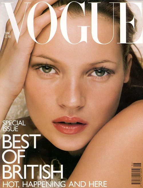 modelsdot:  Kate Moss by Nick Knight, 1998