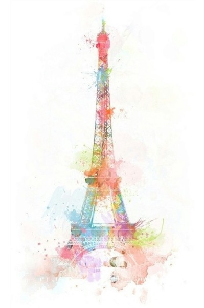 ~ It's a colorful world ~ / colorful Paris di We Heart It http://weheartit.com/entry/49519533/via/caterina_ciacatani