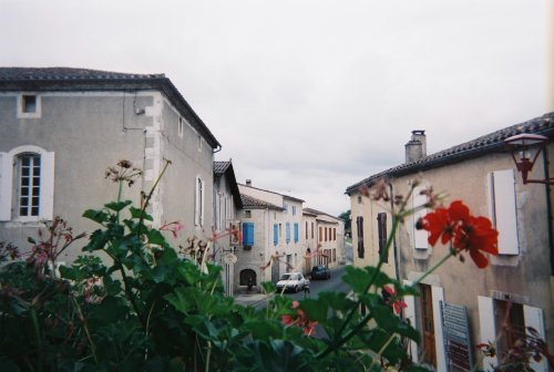 small Village in France 2012