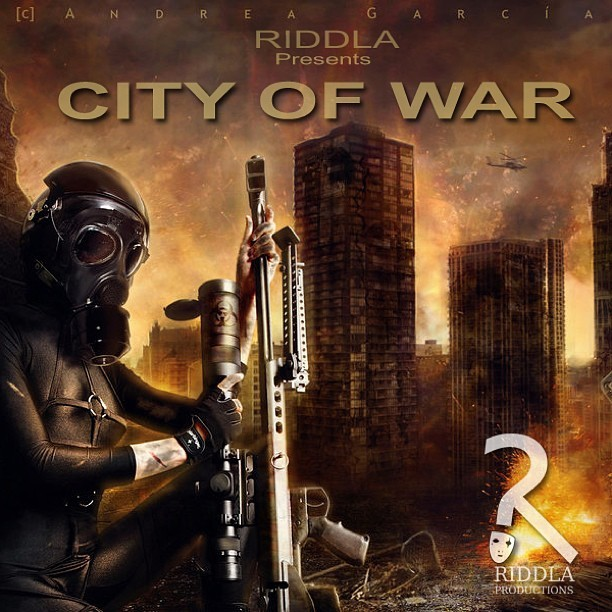 FREE DOWNLOAD: RIDDLA 'CITY OF WAR'OUT TODAY THIS FREE DOWNLOAD FROM RIDDLA IS A 5 TRACK EP FULL OF GRIME AND TRAP INFLUENCES WELL…View Post
