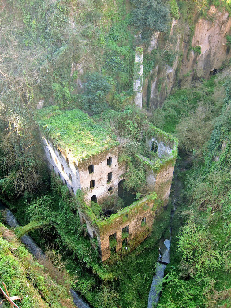 kaajoo:  World's Most Beautiful Abandoned Places Italian product manager and web designer Francesco Mugnai recently added a collection of images to his blog touting some of the most beautiful images of abandoned spots and modern ruins that he'd ever seen. The images Mugnai has captured come from empty castles, shuttered power plants, and dilapidated churches around the world. From a sunken yacht in Antarctica to a forever-closed amusement park in Japan, these images all make up a sort of anti-phoenix; rather than rising as new from the ashes, these husks remain preserved in decomposition, forcing viewers to confront the strange beauty of ruination.