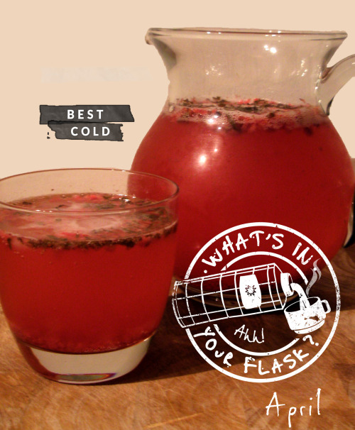 ELINA'S SUMMER BLEND 50g sugar 25ml water 250g fresh or frozen raspberries 1/2 lemon 1 bunch of mint Tonic water, ice Gin (optional, but why not?) Slowly simmer sugar and water for about 2-3 minutes until the sugar has dissolved and a thick syrup has formed. Fold in the berries, simmer for 3-4 minutes. Squeeze in the juice of 1 lemon and add a bunch of finely chopped mint. Serve with ice and tonic water. Can add a shot or two of gin, if desired. Makes 6 litres of a diluted drink. Courtesy of Jamie Mould, Chef Manager at The Bishops Table, Wells