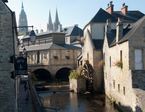 Bayeux, France (by RijkV Fotografie©)  You have to follow this blog, it's really awesome!