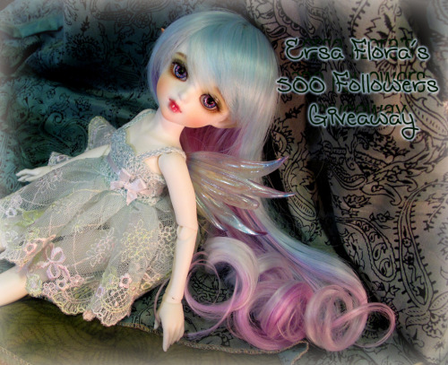 "ersa-flora:  onyxdragonlady:  ersa-flora:  Ersa Flora's 500 Followers Giveaway What can you get? 20 people will Receive: 1 free pair of random Ersa Flora eyes in your choice of size (8mm ~22mm) You can request pupil or no pupil and let me know what colors you like or dislike but please understand it is a random pair from my pre-made stock & and I may not be able to give you the color you want or style but I will try my best! <3 Rules: Winner pays shipping only ($2.10 in usa, $7.10 anywhere else for first class mail) I will be choosing from Reblogs. like and reblog this as many times as you want, winners are being chosen by a generator so the more you reblog the better chances you have! Must be following me ""ersa-flora"" at time of drawing winner to enter as the winner will be chosen from followers. I will post the winners on my tumblr and have my ask box open after I hit 500 so you can contact me.  Thank you :)  I have some eyes I ordered from here. I LOVE them. Ersa Flora is so easy to work with. Their communication is wonderful. Love this company!  Thank you so much for the kind reblog and comment :) Totally made my night :) I hope you have an awesome almost weekend!!"