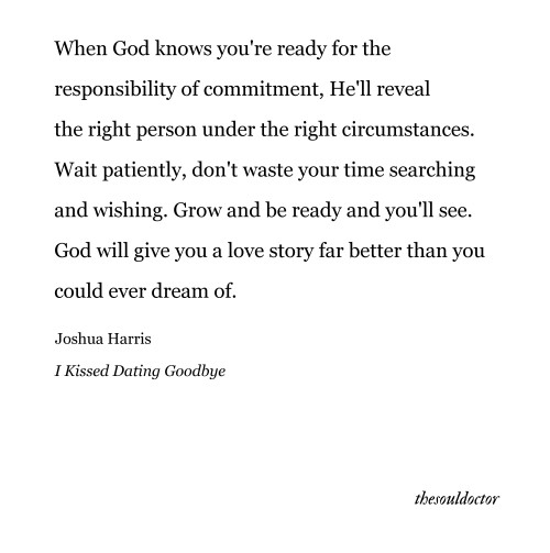 Christian Dating Quote | Tumblr