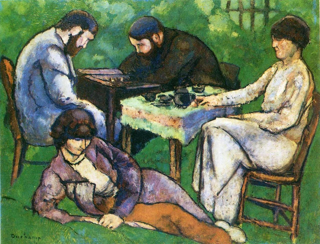 Marcel Duchamp (France,1887-1968)