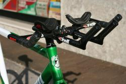 Cinelli Mash Bolt with TT Handlebar (by Sardi Cicli)
