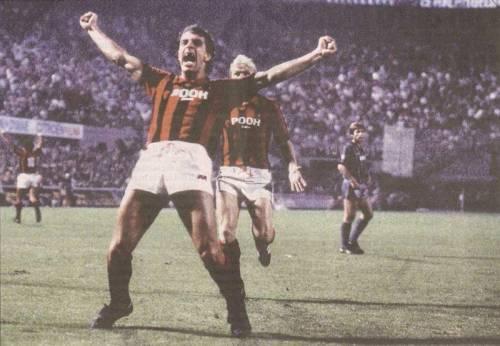 Joe Jordan, Inter 2-2 Milan, 6 sette