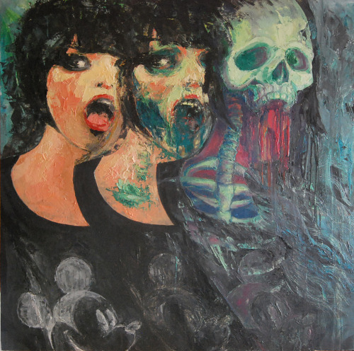 """Alice glass undead"" By: Juandemor"