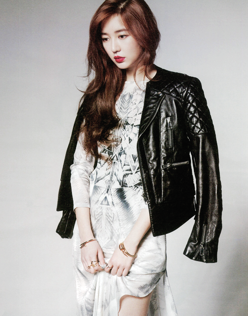 marlburo:  Yoon Eun Hye - High Cut