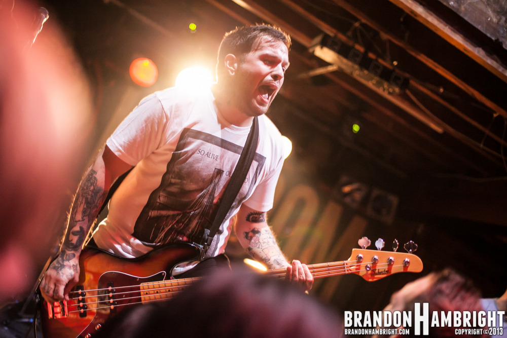 Sneak Peek: The Color Morale Performing on The Hope Never Loses Us Tour with Our Last Night, Ice Nine Kills, For All I Am, The Animal In Me, My Enemies and I, Silence Is A Burden, and Color Me Valiant at Kingdom in Richmond, VA on January 26, 2013. Be sure to keep an eye out for a full photo set on flickr.