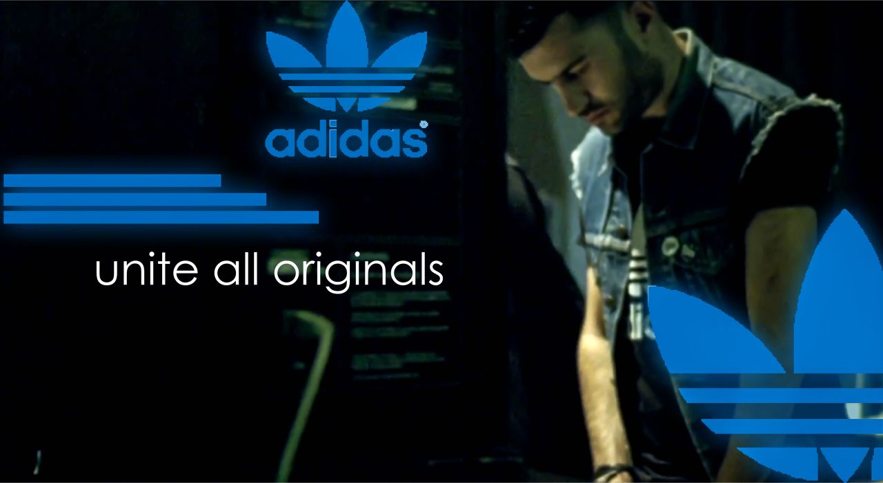 "A-Trak ft. Adidas - ""Unite All Originals"""