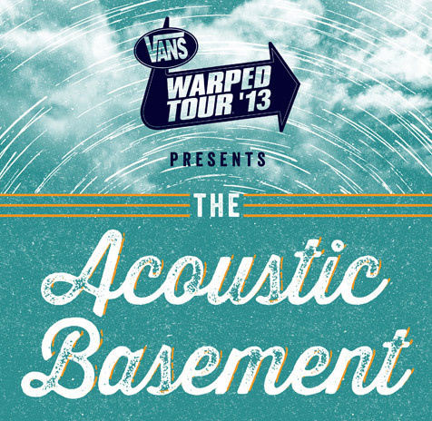 Win a chance to play Full Sail University's Acoustic Basement Stage at Vans Warped Tour http://www.battleofthebands.com Ernie Ball's 17th Annual Battle of the Bands includes a chance to play Full Sail University's Acoustic Basement Stage. 1 winner per date will be chosen to open up the Acoustic Basement Stage on each date. Go to http//www.battleofthebands.com sign up and select Acoustic Basement Stage and then start spreading the word to get votes.