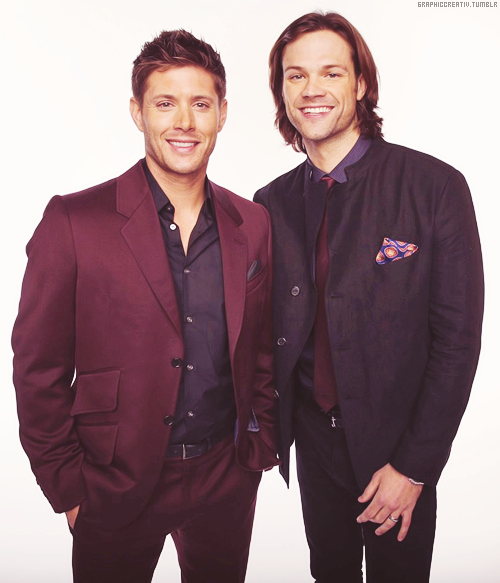 Jensen and Jared pose for a portrait during the 39th Annual People's Choice Awards [09.01]