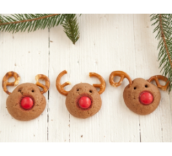 finofile:  FINO FACT: Rudolph Almost Did Not Have a Red Nose Because red noses were generally associated with drinking and drunkards, the creator's boss initially felt such a symbol wouldn't be appropriate for a Christmas story.