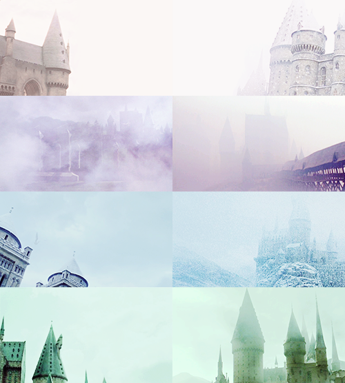 Hogwarts was the first and best home he had known.
