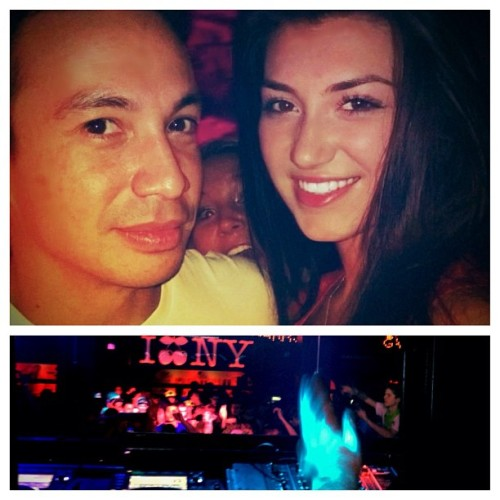 One of the best nights! Met @thelaidbackluke @LaidbackLuke lovee him #pacha #pachanye #laidbackluke #lbl #girl #nyc #edm  (at Pacha NYC)