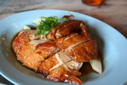 shelovesasianfood:  Chicken Rice's chicken (by byte)