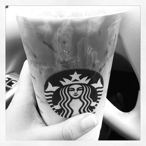 venti kind of day. #Ineedtowakeup