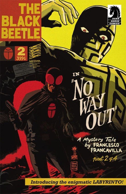 Comic - Black Beetle: No Way Out #02