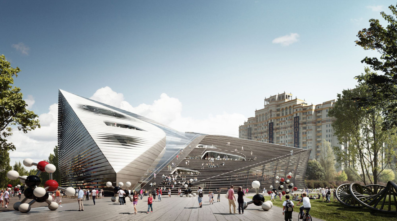 #ARCHITECTURE #RENDERINGS Moscow, Russia | Moscow Polytechnic Museum and Educational Center | 3XN Mastering Autodesk Viz Render 2006: A Resource For Autodesk Architecural Desktop Users 9 new from $47.96 16 used from $8.72 SOURCE | 12.05.2013 | 14.00 High resolution renderings (showcase) http://www.skyscrapercity.com/showthread.php?t=1141539