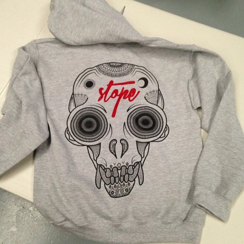 merchasylum:  Stope Clothing #merchasylum #screenprint #printing #screenprinting #tshirtprinting #highquality #uk #wales #southwales #cardiff #workwear #embroidery #fashion #pompom #beanies #vinyl #stickers #relabelling #detagging #heatpress #cutandsew #offer #cheap #custom #pollybag #print #ink #plastisol