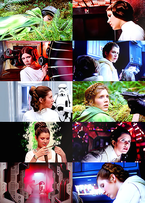 runakvaed:       Screencap meme • Colours Abound • Leia      Requested by daughteroctober