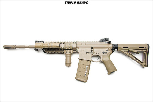 M4 in FDE by Triple Bravo on Flickr.