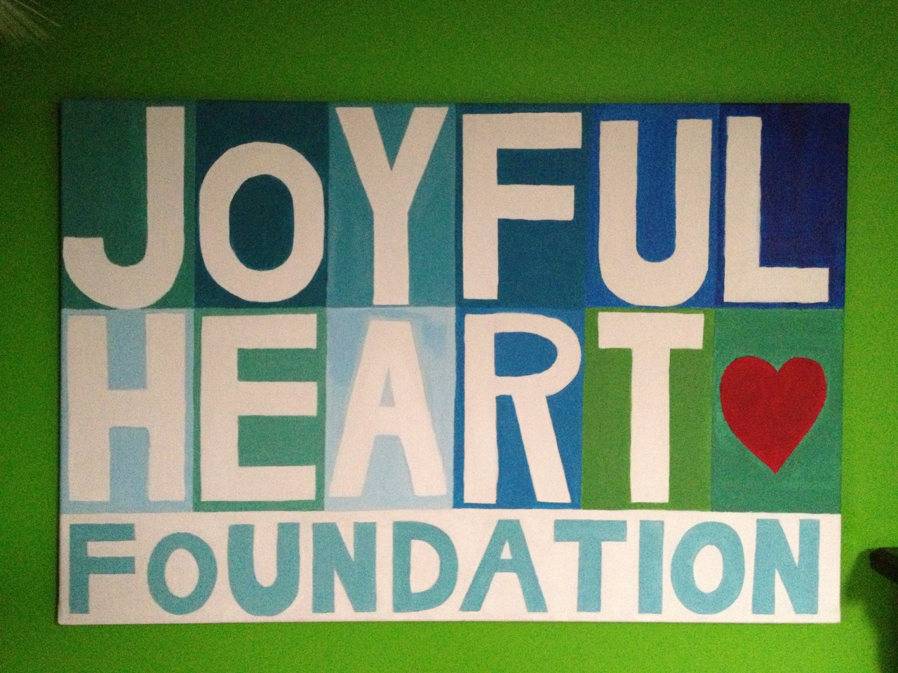 joyfulheartinspired:  Dear Joyful Friends, To support the Joyful Heart Foundation, I will be hand painting their logo on canvas's and selling them. 100% of the net profit will be going to the Joyful Heart Foundation. This is a perfect way for you to be able to support Joyful Heart and also be able to raise awareness by sporting their logo in your home or office etc! I am offering a variety of different sizes and prices, you can check out my Esty shop and purchase your own Joyful Heart painting NOW!http://www.etsy.com/shop/JoyfulHeartInspired The mission of the Joyful Heart Foundation is to heal, educate, and empower survivors of sexual assault, domestic violence, and child abuse and to shed light into the darkness that surrounds these issues.